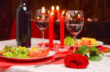 How To Make A Meal Romantic